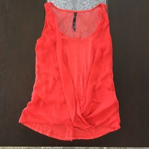 🎉(5 for $8) Red Jessica Simpson Blouse